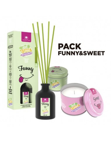 Pack Me siento Funny & Sweet