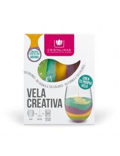 Kit Completo Vela Creativa