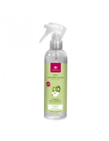 Spray Absorbe-olores Manzana 280ml