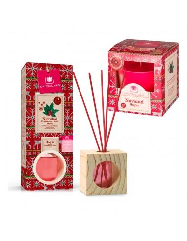 Pack Mikado y Vela Navidad