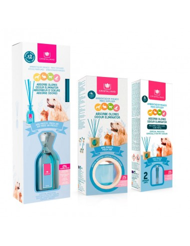 Pack Love Mascotas Aire fresco