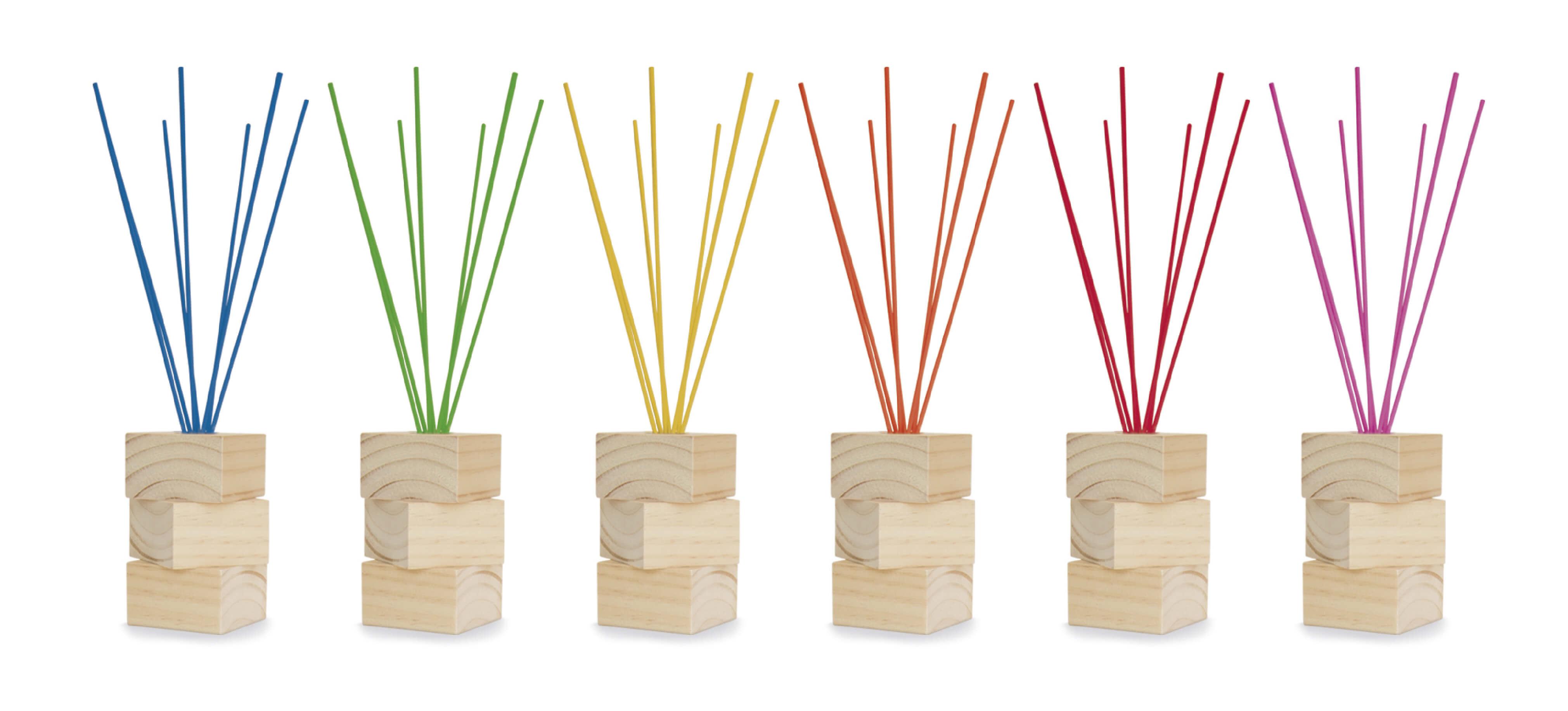 Compra tu Mikado Gama Natural Wood 100 ml en tu aroma preferido en Cristalinas